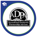 ADPA badge
